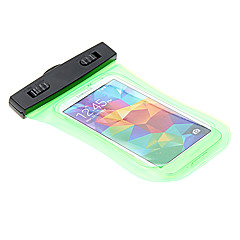 Black Waterproof Bag Case+Clear LCD Protector+Cable for Samsung Galaxy S3 i9300