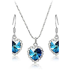 Crystal Heart - Hart van Ocean Set
