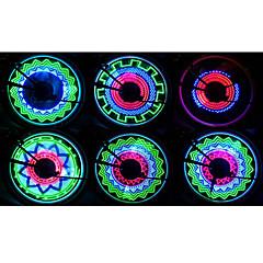 FJQXZ 36 LED Fietswiel Spoke Decoratie kleurrijke LED Light