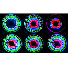 Cykellys / hjul lys LED - Cykling Vanntett / Nedslags Resistent AAA Lower than 400 lumens Lumens Batteri Cykling-FJQXZ®