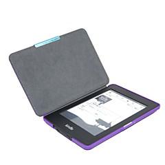 Kiváló minőségű Védő PU bőr kemény tok Amazon Kindle Paperwhite