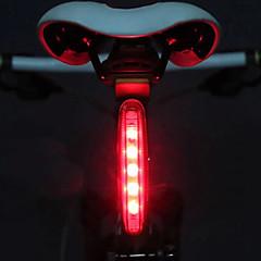 Eclairage de Vélo / bicyclette / Lampe Arrière de Vélo / Eclairage sécurité vélo / Ecarteur de danger LED Cyclisme AAA Lumens Batterie