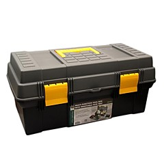 Pro'sKit SB-4121 Multi-function Tool Box with Removable Tobe Tray (O.D.:410x210x185mm)