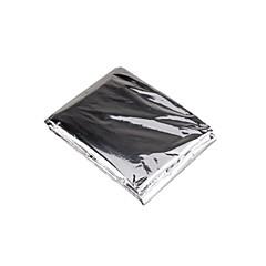 Überlebens-Rettungsdecke Thermal Bag 140x220cm-Silver