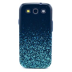 Growing Star Fragment Pattern Hard Back Case Cover for Samsung Galaxy S3 I9300
