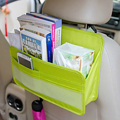 Yellow Car Sundries Storage Bag