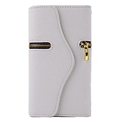 Wallet PU Leather Case for Samsung S5 I9600