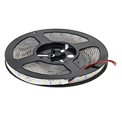 z®zdm 120w 5m étanche 300x5630 cms lumière blanche chaude lampe LED de bande (dc 12v)