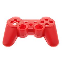 PS3 컨트롤러에 대한 교체 컨트롤러 케이스 조립 장비 세트
