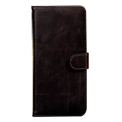 Luxury Pattern Lompakko Leather Soft Case for Samsung Galaxy Mega 6,3 I9200 (Assorted Colors)