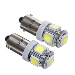 BA9S 5050SMD LED voor Side Wedge Bulb Lamp