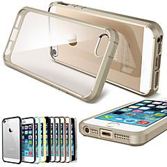 Caso Toophone ® JOYLANDArmour goma para el iPhone 5/5S (colores surtidos)