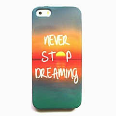 Sunrise Pattern Hard Case for iPhone 5/5S