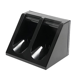 Dual USB Charging Stand/Station/Dock +2 Batteries for Wii/Wii U Remote