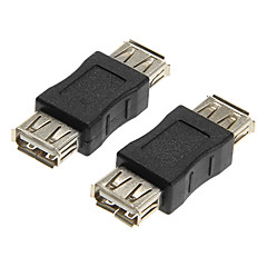 USB 2.0 Female to Female Adapters Couplers