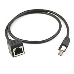 8p8c ftp stp UTP CAT 5e mâle à femelle réseau LAN Ethernet cordon de raccordement de câble d'extension