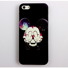 Projekt Cartoon Aluminium Hard Case do iPhone 4/4S
