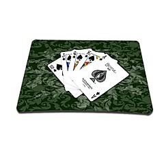 juegos de poker pad moused óptica (9 * 7 pulgadas)