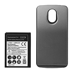 Batteria di ricambio di alta qualità 3800mAh con batteria della copertura posteriore per Samsung Galaxy Nexus GT-i9250