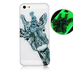 CaseBox® Sika Deer Fluorescence after Sunniness Hard Back Case for iPhone5/5S
