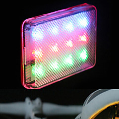 ACACIA Colorful 12 LED Fanalini biciclette