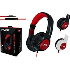 OVLENG A5 dinámico auriculares estéreo para IPHONE4/4s/5/SAM SUNG / HTC / IPAD
