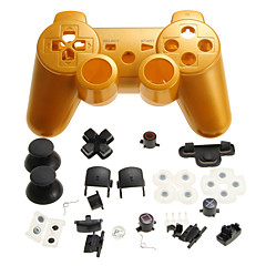 zamjena kontroler slučaj& pribor kit za PS3 kontrolera free shipping