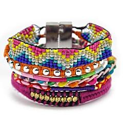 Z&X®  Fashion Brazilian Magnet Woven Hipanema Bracelet