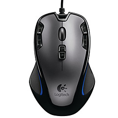 logitech g300 cable 2500dpi ratón para juegos