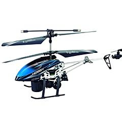 hélicoptère rc sans fil cx108 3.5ch avec le gyroscope et la bulle