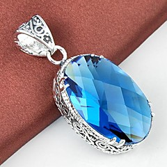 Silver Pendants Silver Plated Wedding / Party / Daily / Casual Jewelry