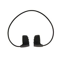 Uppladdningsbart Thin Förflyttning av Inbyggt minne MP3-spelare, Stereohörlurar 4G