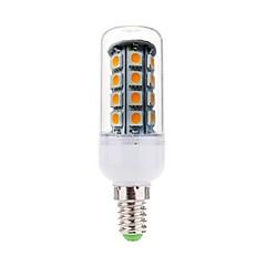 e14 5 w 36 cms 5050 450 lm ampoules blanc chaud t de maïs décoratif ac 220-240 v
