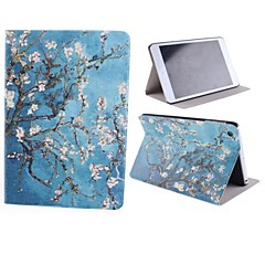 rotin cas de fleur pour Mini iPad 3, iPad 2 Mini, Mini iPad