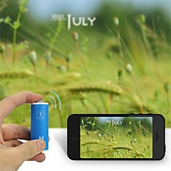 Angibabe Bluetooth Télécommande sans fil retardateur d'obturation pour iPhone iPad Samsung