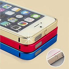 metalen frame bumper case voor de iPhone 4 / 4s (verschillende kleuren)