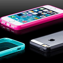 VORMOR® Frosted Back TPU Bumper Case for iPhone 5/5S (Assorted Colors)