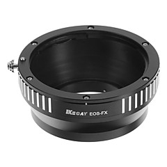 Kecay High-precision Conversion Ring EOS-FX for Canon EF/EF-S Lens
