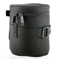 SAFROTTO E15 Protector Padded Nylon Camera Lens Case Lens Pouch E-15 (150mm x 125mm x 125mm)