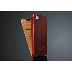 Retro PU Leather Phone Case for iphone 5S/5