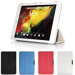 """inteligente cubierta de la caja ultra delgado del cuero del soporte para HP 8 1401 compaq8 8 """"tablet"""