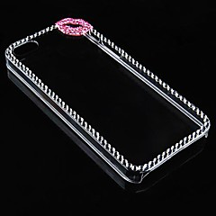 CaseBox® Simple Design with Diamond Back Case for iPhone 4/4S