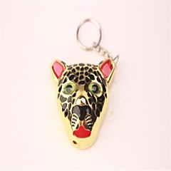 Creative 597 Leopards Head Pendant  Inflatable Metal  Lighters Toys