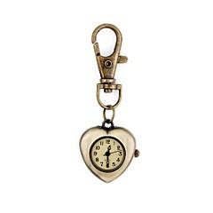 Dames Kwarts Band Sleutelhanger Horloge