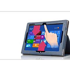 11,6 '' litsi kuvio koko kehon tapauksessa pu nahka Lenovo miix2 11 tablet pc tapauksessa