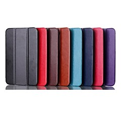 7 Inch Triple Folding Pattern High Quality PU Leather Case for ASUS FonePad 7 FE170CG/FE7010CG(Assorted Colors)