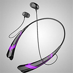HBS760 Headphone Bluetooth 4.0 Neckband Stereo Fashionable Sports with Microphone for iPhone/Samsung/PC