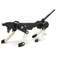Creative Robotic Dog Style Foldable USB Flash Drive 8GB