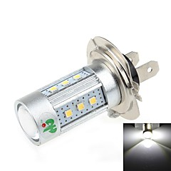 H7 15W 600~700LM 6500K 15*Samsung2323 LED White Light LED Bulb for Car Fog Light / Reversing Lamp (12~24V)