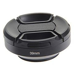 39MM Metal Wide-angle Universal Lens Hood